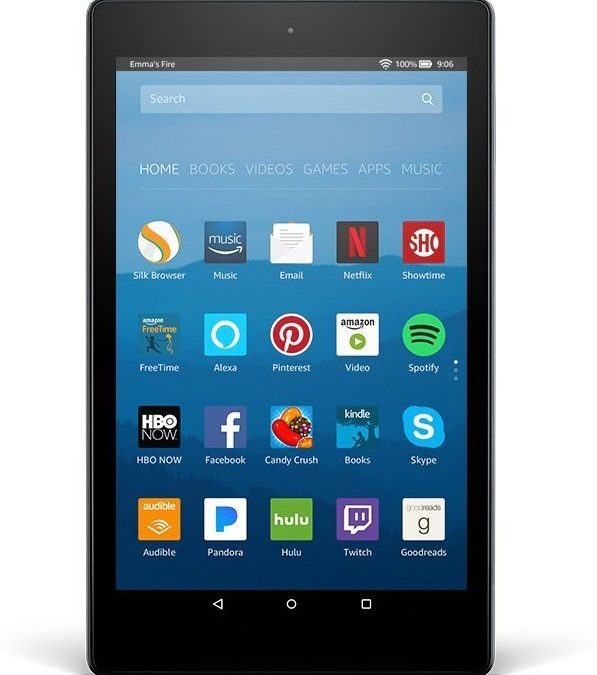 Kindle Fire Tablets only $49.99